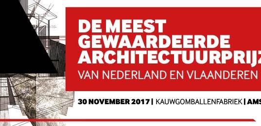 De Architect: ARC17 Awards